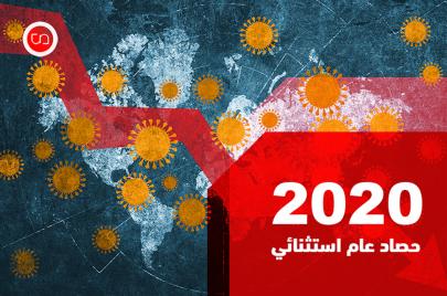 2020.. حصاد عام استثنائي وانتظارات واسعة في تونس