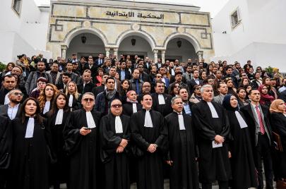 هيئة المحامين تقرر مقاطعة الحضور أمام باحث البداية 15 يومًا