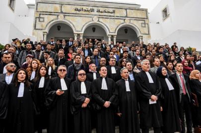 اعتبرت أنها تغوّلت واستبدت: جمعية المحامين الشبان تدعو إلى حل النقابات الأمنية