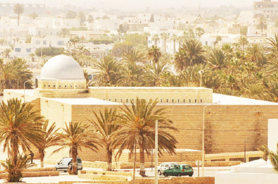 الجامع الأعظم بالمهدية: منارة.. حضارة وصمود