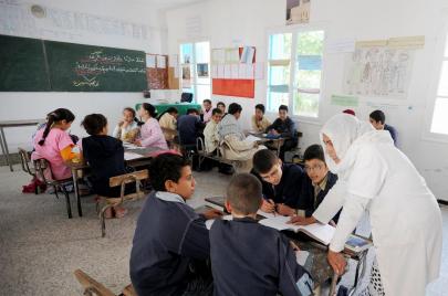 التعليم في خطر: ثقافة