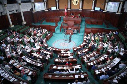 جلسة عامة لمناقشة الوضع والمشاريع التنموية في الجهات