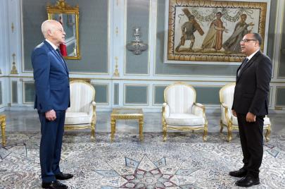 إمرود كونسلتنغ: سعيّد في الصدارة وهكذا استقبل التونسيون المشيشي وحكومته