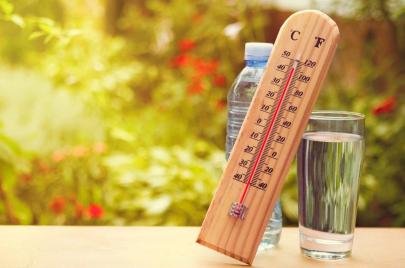 تسجيل درجات حرارة أعلى من المعدلات العادية لشهر أوت
