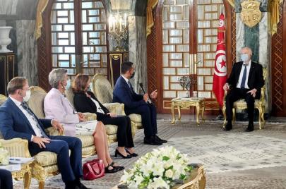 الهجرة غير النظامية: إجماع تونسي إيطالي على عدم كفاية الحل الأمني