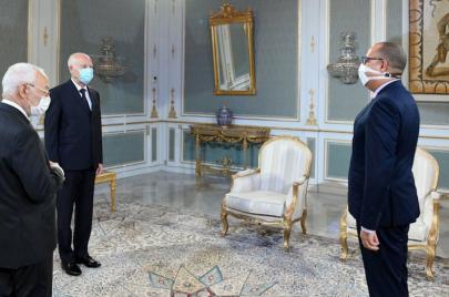 إرباك في أعلى مؤسسات الدولة في تونس