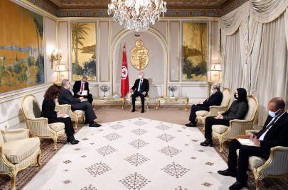 سعيّد: ليبيا في مسار الانتقال من شرعية دولية مؤقتة إلى شرعية داخلية دائمة