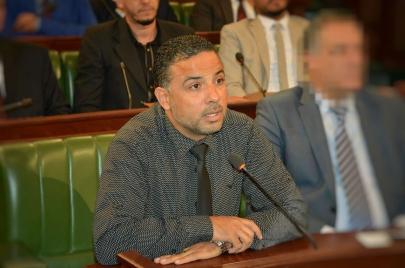القضاء العسكري يصدر بطاقة إيداع بالسجن في حق سيف الدين مخلوف