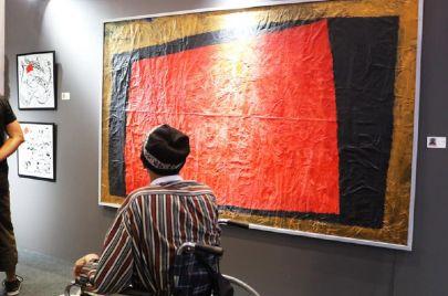 أول دورة لأيام قرطاج للفن المعاصر.. العائلة التشكيلية تنهض من تحت الرماد