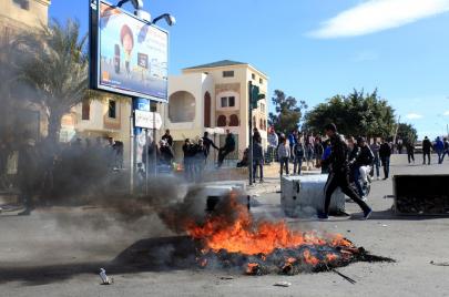 احتجاجات القصرين.. هي انتفاضة المُعَطلين إذًا