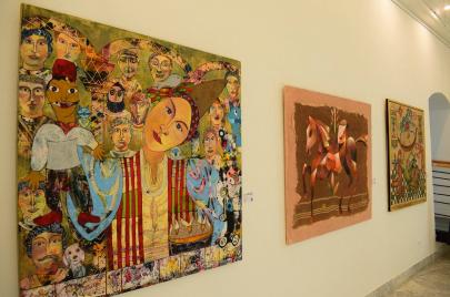 الشهر الوطني للفنون التشكيلية.. ثورة الفن التشكيلي التونسي مستمرّة