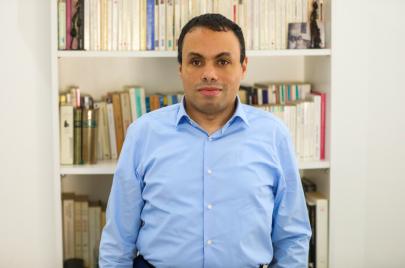 حوار/أيمن بوغانمي: النظام الرئاسي كارثي والنظريات المجالسية ضرب من الطوباويات