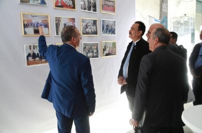 المعهد العربي لحقوق الإنسان يحتفل بثلاثينيته بمعرض وثائقي