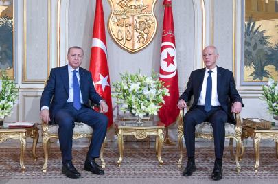 أردوغان: اتفقت مع تونس على دعم حكومة الوفاق الوطني في ليبيا