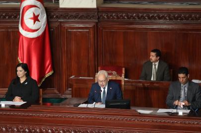 إعلان التركيبة الجديدة لمكتب البرلمان