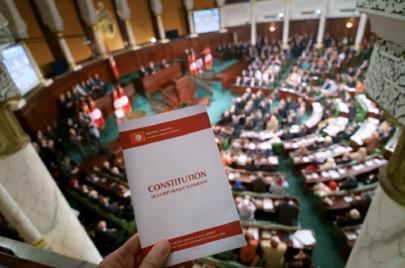 المنظمة الدولية للتقرير عن الديمقراطية: تقدّم محتشم في تطبيق الدستور في تونس