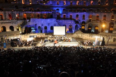 مسرح قصر الجم.. من فضاء للموت إلى منبع للحياة