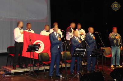 الفرقة الموسيقية ببرج الرومي: صرخة الحرّية لا تحدّها القضبان