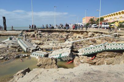 الكوارث الطبيعية بين السلطة المحلية والمجتمع المدني: أزمة ثقة أم أزمة اتصال؟