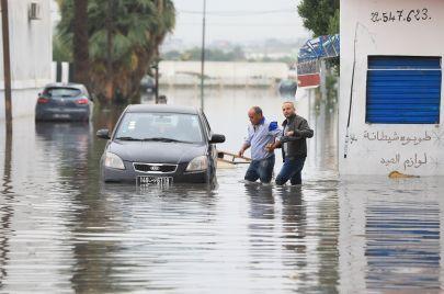 التقلبات الجوية: وزارة الفلاحة تحذّر وانقطاع المرور بهذه الطرقات