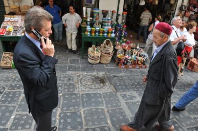 الفرنكفونيون في تونس...