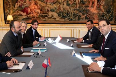 الجولة القادمة لمفاوضات