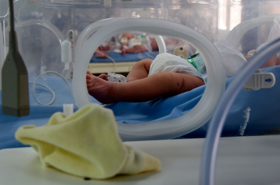 اختطاف رضيع من مستشفى وسيلة بورقيبة.. القصة الكاملة
