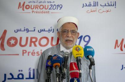 حملة عبد الفتاح مورو: النتائج الواردة علينا مخالفة لما أعلنته شركات سبر الآراء