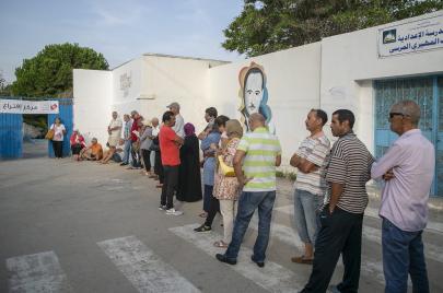 الانتخابات الرئاسية: نسبة الاقتراع إلى حدود الساعة 11 صباحًا