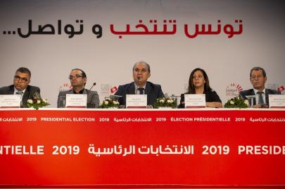 رسمي: هيئة الانتخابات تعلن عن النتائج الأولية للانتخابات الرئاسية