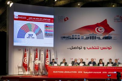 بالأسماء: تعرّف على التركيبة الجديدة للبرلمان التونسي