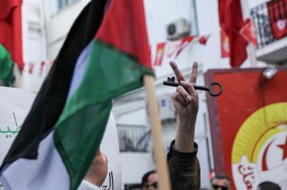 اتحاد الشغل: يجب المبادرة فورًا بسنّ قانون لتجريم التطبيع مع الكيان الصهيوني