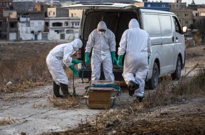 إجمالي الوفيات بكورونا يتجاوز 14 ألف حالة