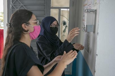 مدنين: غلق 7 أقسام بإعدادية سدويكش بسبب ارتفاع الإصابات بفيروس كورونا
