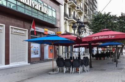 نائب رئيس غرفة المقاهي: 80 % من المقاهي والمطاعم على أبواب الإفلاس