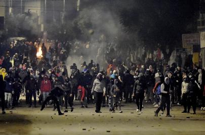 أي عنوان للتطورات الليلية الأخيرة في تونس؟