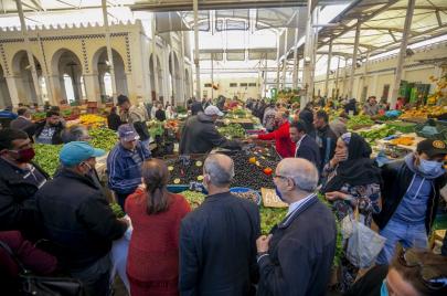 الأسبوع الأول من رمضان: حجز 18 طنًا من مواد غذائية غير صالحة للاستهلاك