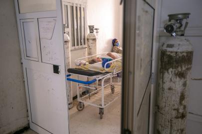 آخر تطورات توفير مادة الأكسجين الطبي في تونس