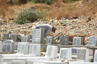 مقبرة الجلاز زمن كورونا: قبور فوق مزبلة وسمسرة وجنازات تعود أدراجها