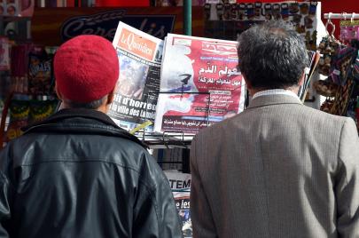 الصحافة التونسية أمام امتحان