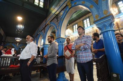 إسرائيليون في زيارة الغريبة هذه السنة.. اعتراف وسط صمت السلطات التونسية