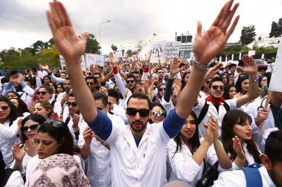 الأطباء العامون للصحة العمومية في إضراب بيوم!