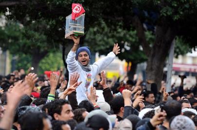 بورتريه: لذّة الثورة التي لا تنتهي..