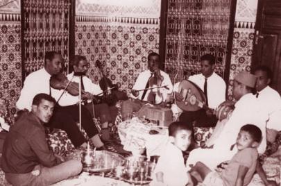 رقمنة التراث الموسيقي التونسي