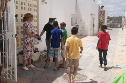 SOS أكودة.. أطفال يستقبلون عيد الفطر في قرية آمنة
