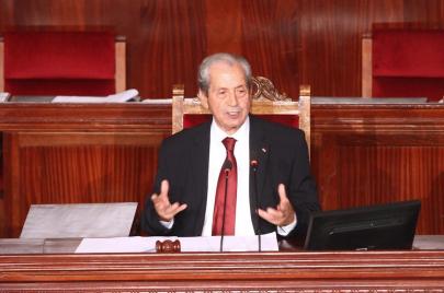 غازي الشواشي: عريضة لسحب الثقة من رئيس البرلمان التونسي